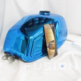 Бак синий